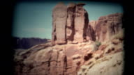 (1950's 8mm Vintage) Utah Arches 6 Clips video