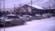 Utah Winter 1972 video