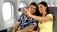 Vacationing Couple Taking Photo video