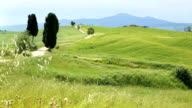 Val d'orcia video