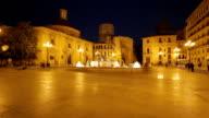 Valencia Virgin Square video