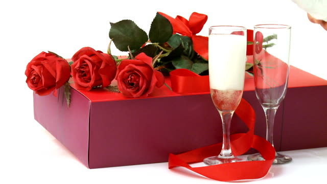 Valentines day gift video