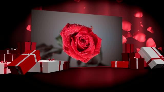 Valentines day montage video