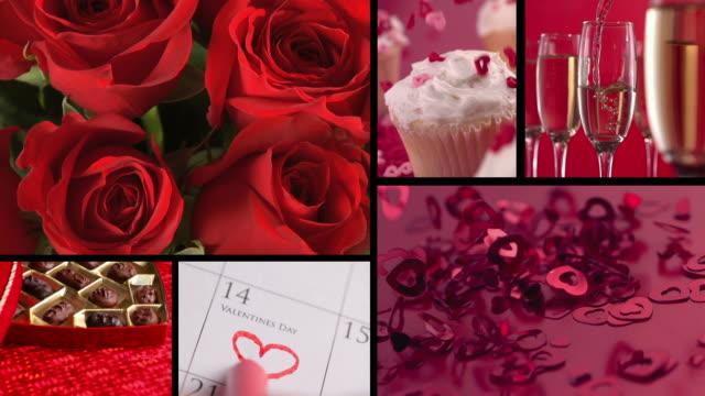 Valentine's Day Video Montage video
