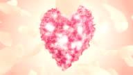 Valentines Heart video
