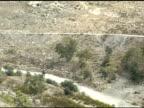 Valley in Jerusalem video