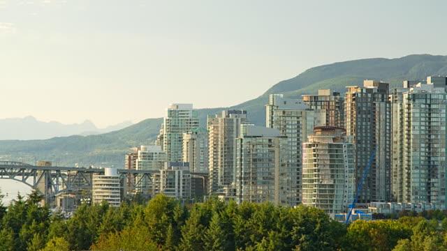 Vancouver Skyline video