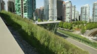 Vancouver Towers, Green Roof video