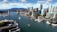 Vancouver Waterfront, Canada video