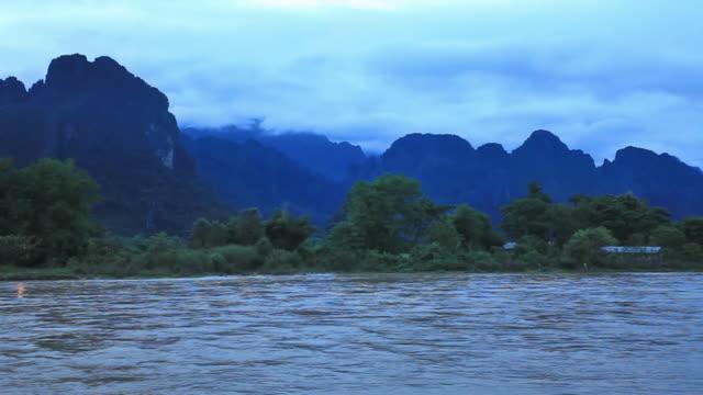 Vang Vieng, Laos video