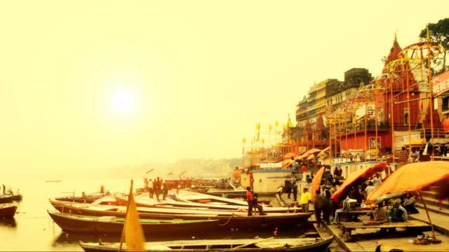 Varanasi timelapse video