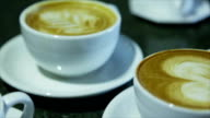 Variety of Art latte video