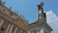 Vatican city, St Peter's Square video