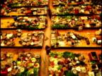 Vegetable market video