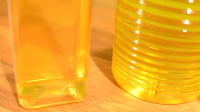Vegetable Oil in Kitchen video