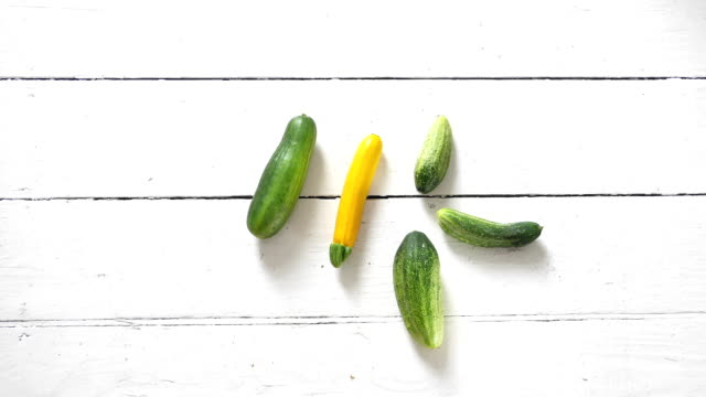 Vegetables Dance on floor video