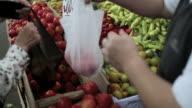 vegetables market video