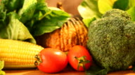 Vegetables video