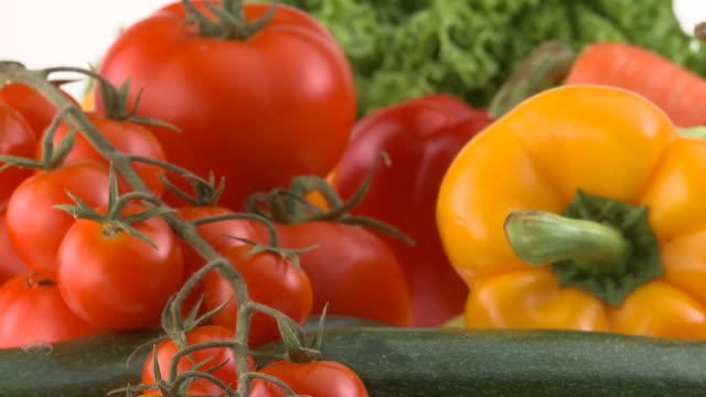 HD: Vegetables video