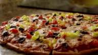Vegetarian Pizza video