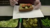Veggie Sandwich video