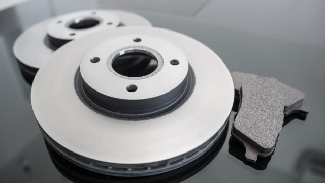 Vehicle parts - brake discs and pads video