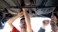 Vehicle repair. video