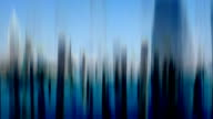 VENICE ABSTRACT : veil blur - saturated color (LOOP) video