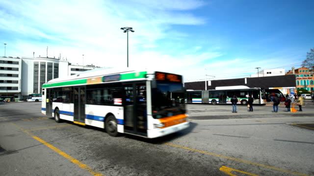 Venedig Bus Station video