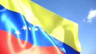 Venezuelan Flag video
