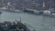 Venice - Aerial View - Veneto, Venice, Italy video