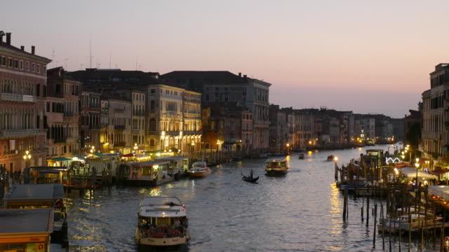 Venice at Dusk video