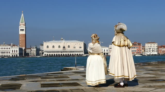 Venice Carnival, Italy video
