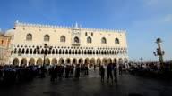 HD 1080 :  Venice - Doge's Palace video