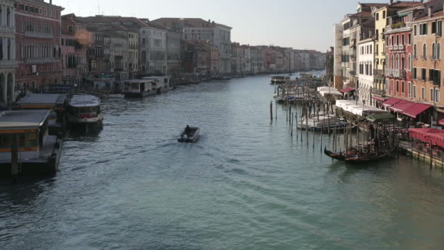 Venice Grand Canal video