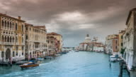 Venice Italy , Grand Canel Time Lapse video