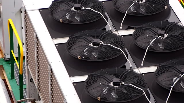 Ventilation system on roof video