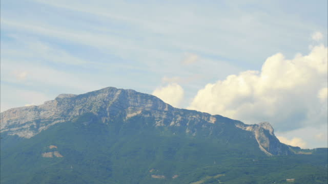 Vercors Mountains HD video
