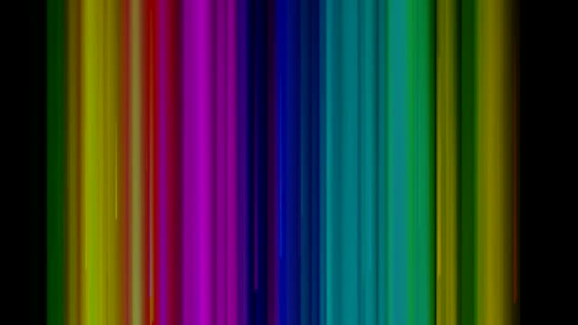 Vertical lines colorful background video