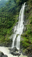 Vertical Waterfall video