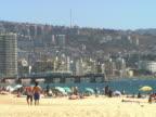 Vi±a del Mar Beach video