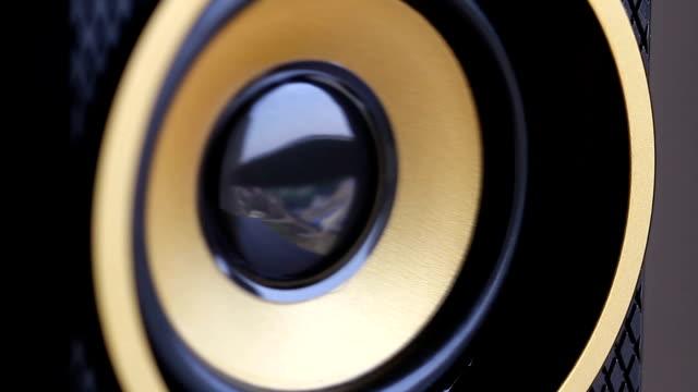 Vibrating sound video