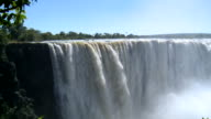 victoria falls in zimbabwe video