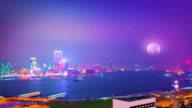 Victoria Harbor Hong Kong video