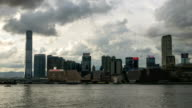 Victoria Harbour, Hong Kong Time Lapse video