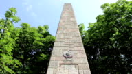 Victory of Communism Monument Timelapse video