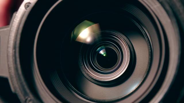 Video camera zoom video