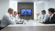 HD DOLLY: Video Conference With Executive Director video