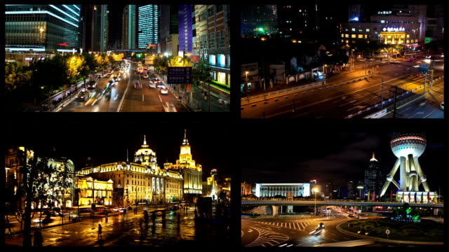 Video Montage Shanghai/China video