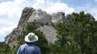 HD video Mount Rushmore National Monument video